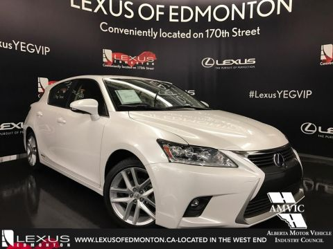 Used Lexus CT 200h DEMO UNIT - EXECUTIVE PACKAGE