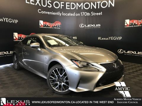 Used Lexus RC 350 DEMO UNIT - F SPORT SERIES 2