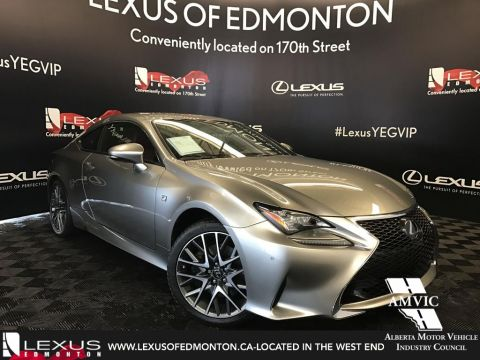 Certified Used Lexus RC 350 F Sport Series 2