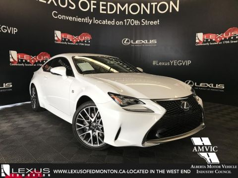 Certified Used Lexus RC 350 F Sport Series 1