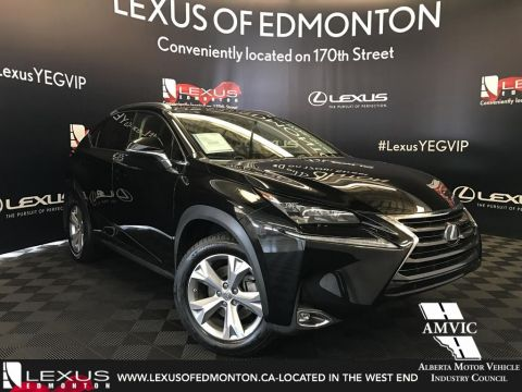 Certified Used Lexus NX 200t Executive Package