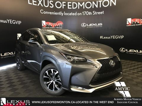 New Lexus NX 200t F Sport Series 2