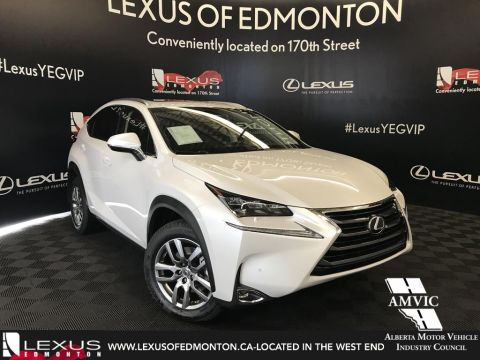 New Lexus NX 200t Luxury Package