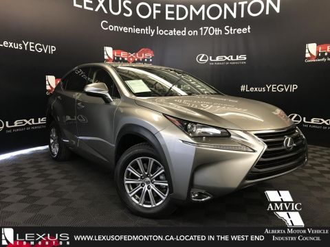 Certified Used Lexus NX 200t Standard Package