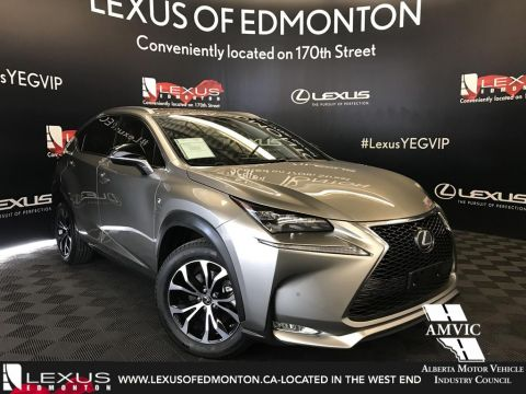Certified Used Lexus NX 200t F Sport Series 2