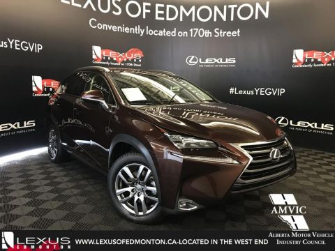 Certified Used Lexus NX 200t Luxury Package