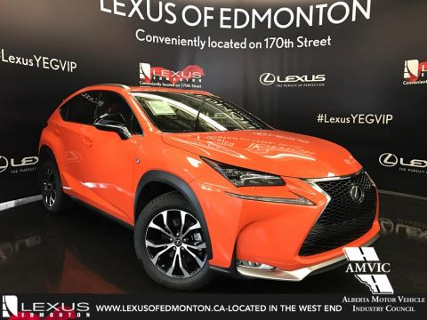 New Lexus NX 200t F Sport Series 1