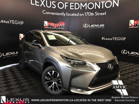 Certified Used Lexus NX 200t DEMO UNIT - F SPORT SERIES 2