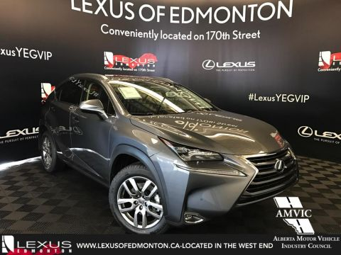 Used Lexus NX 200t DEMO UNIT - LUXURY PACKAGE