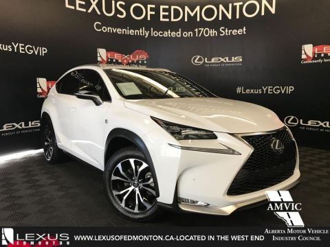Certified Used Lexus NX 200t F Sport Series 3