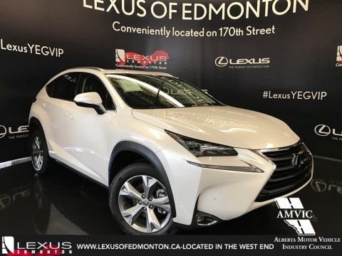 Used Lexus NX 200t DEMO UNIT - EXECUTIVE PACKAGE