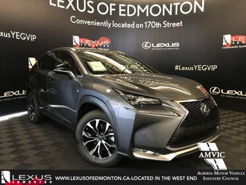 New Lexus NX 200t F Sport Series 3