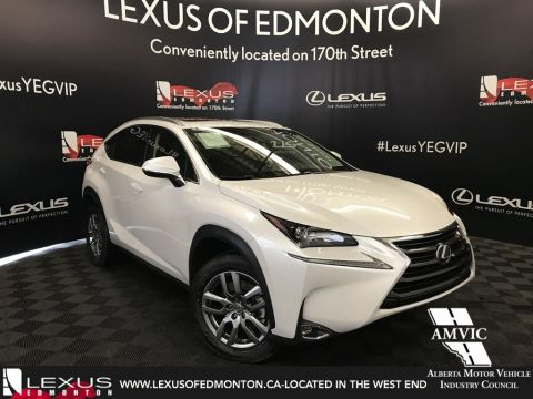New Lexus NX 200t Premium Package