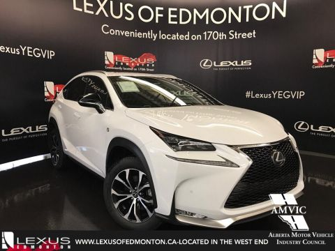 Used Lexus NX 200t DEMO UNIT - F SPORT SERIES 3