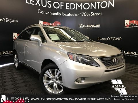 Used Lexus RX 450h Touring Package