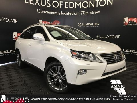 Used Lexus RX 450h Technology Package