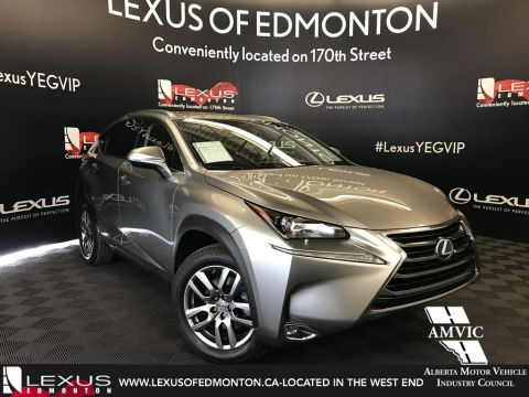 Certified Used Lexus NX 300h Premium Package