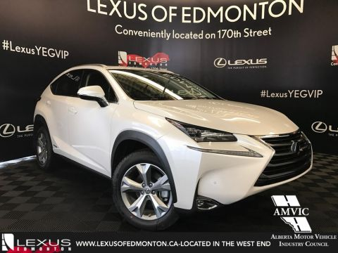 New Lexus NX 300h Executive Package