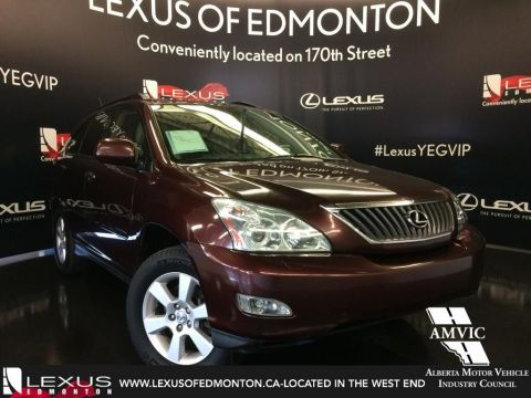 Used Lexus RX 350 Premium Package