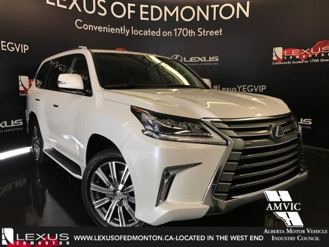 Certified Used Lexus LX 570 DEMO UNIT - EXECUTIVE PACKAGE