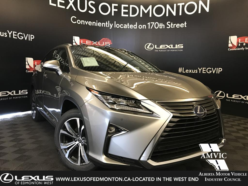 New 2018 Lexus RX 450H Executive Package