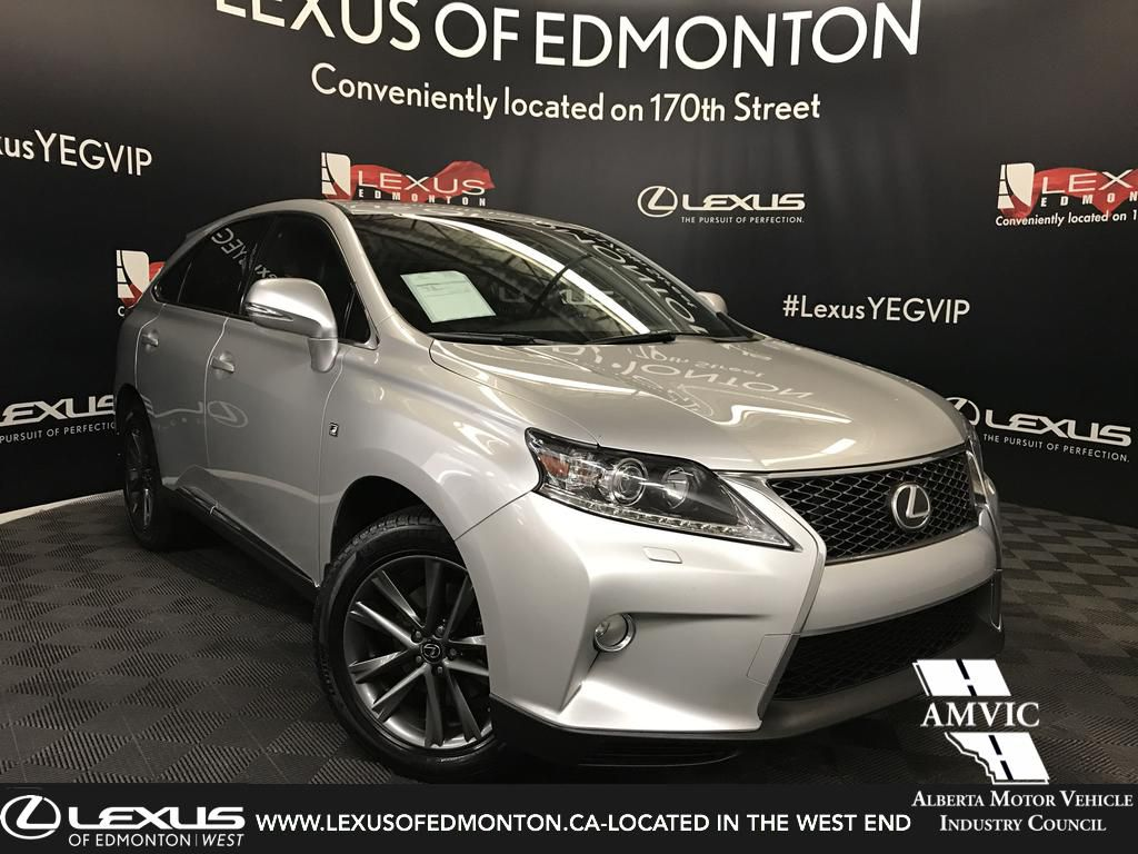 Pre-Owned 2013 Lexus RX 350 F Sport Package