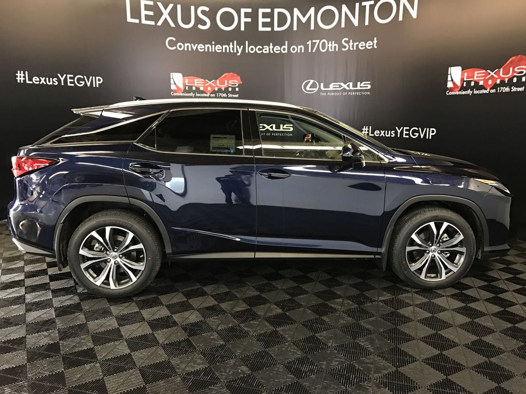 New 2017 Lexus Rx 350 Executive Package 4 Door Sport Utility In Edmonton L13878 Of
