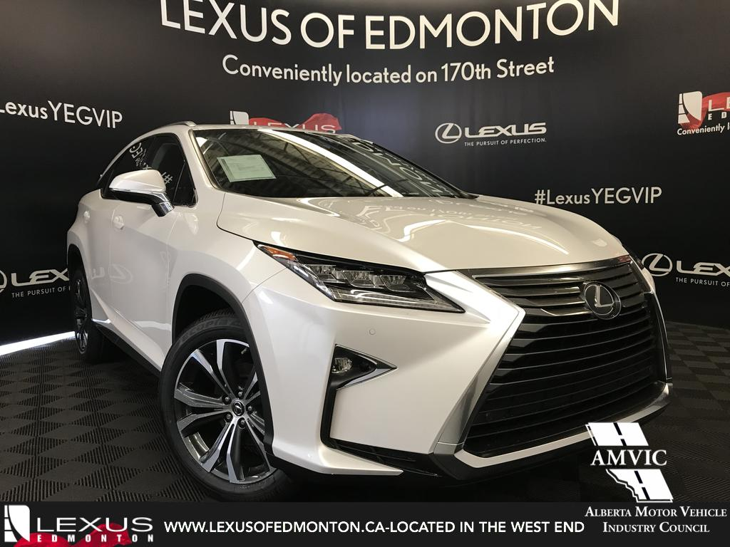Beautiful Pre Owned 2018 Lexus RX 350 DEMO UNIT   LUXURY PACKAGE