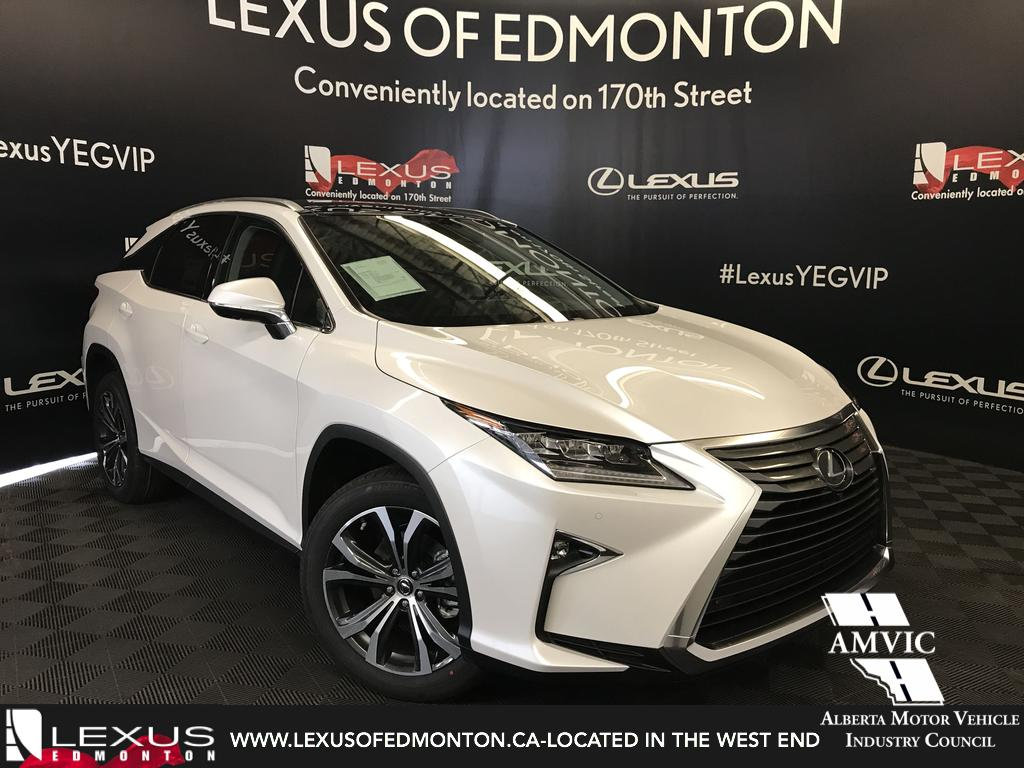 Pre Owned 2018 Lexus RX 350 DEMO UNIT   EXECUTIVE PACKAGE
