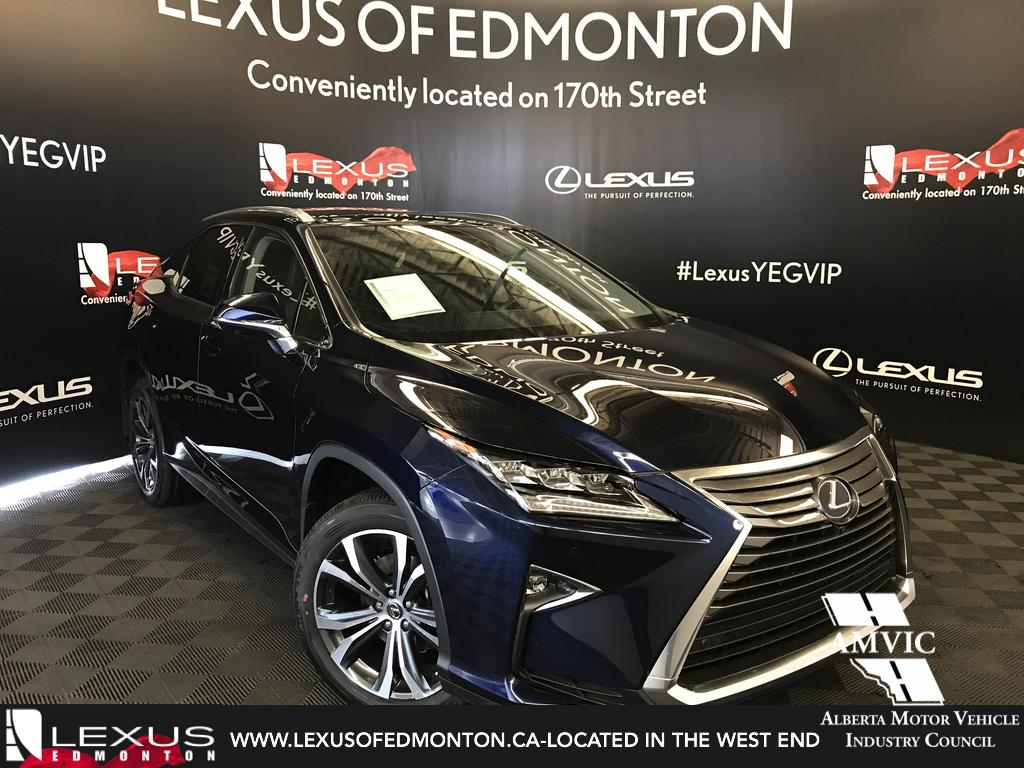 New 2018 Lexus RX 350 Executive Package