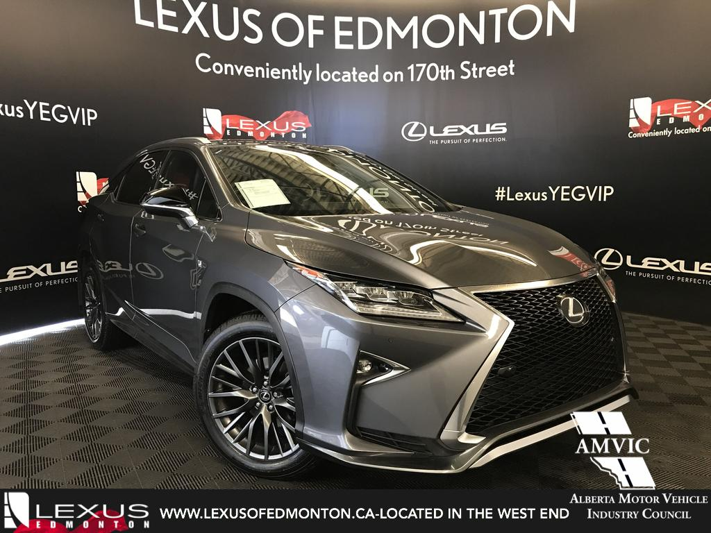 Certified Pre Owned 2016 Lexus RX 350 F Sport Series 2