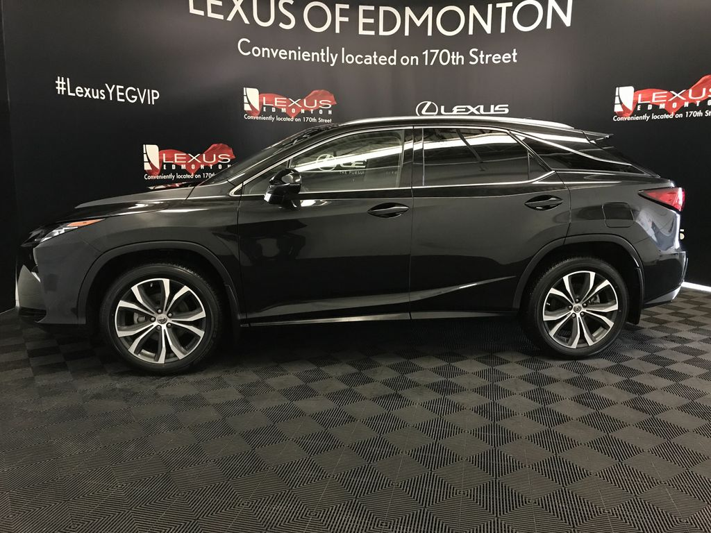 Certified Pre Owned 2017 Lexus RX 350 Executive Package