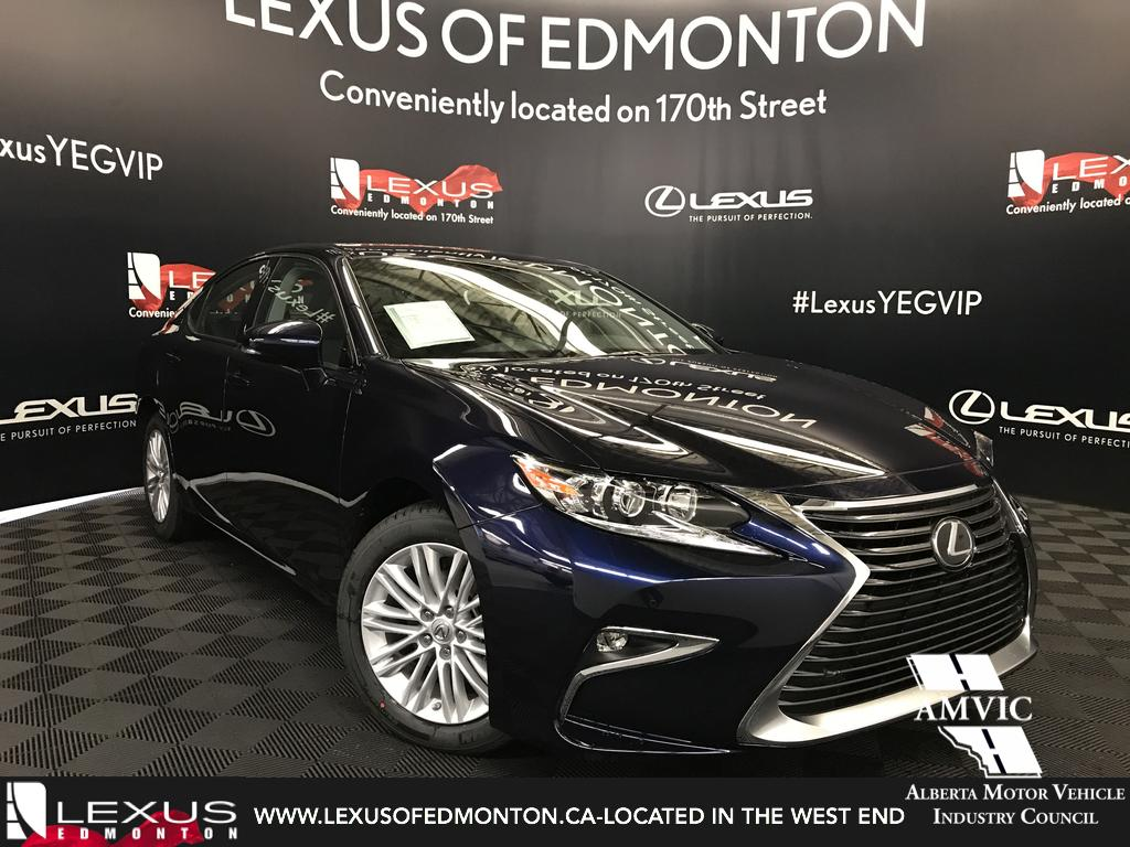 Pre Owned 2018 Lexus Es 350 Demo Unit Standard Package