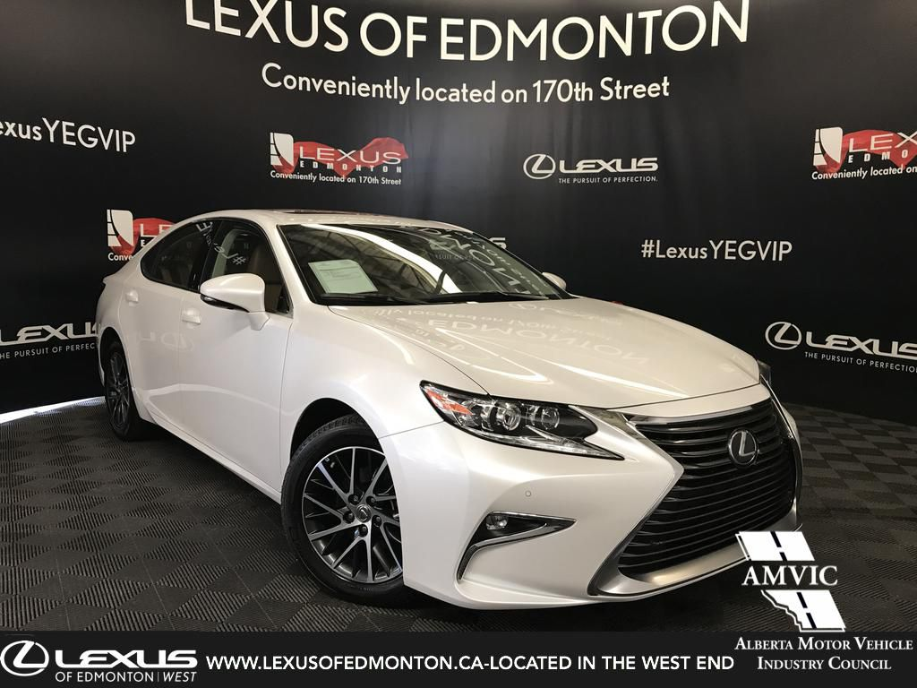 Certified Pre Owned 2018 Lexus Es350 Touring Package
