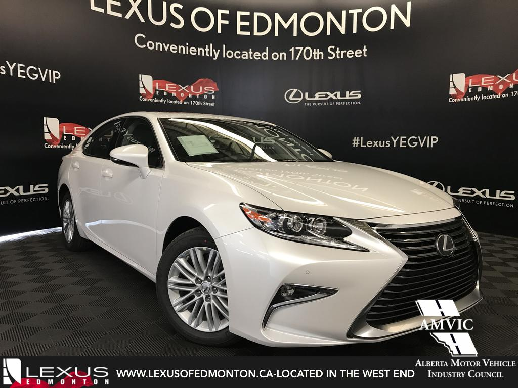 Pre Owned 2017 Lexus ES 350 DEMO UNIT STANDARD PACKAGE 4