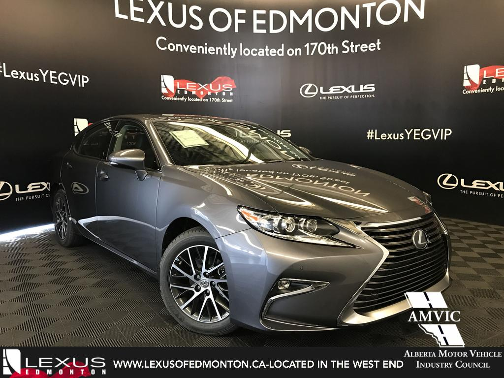 Pre Owned 2017 Lexus Es 350 Demo Unit Touring Package 4