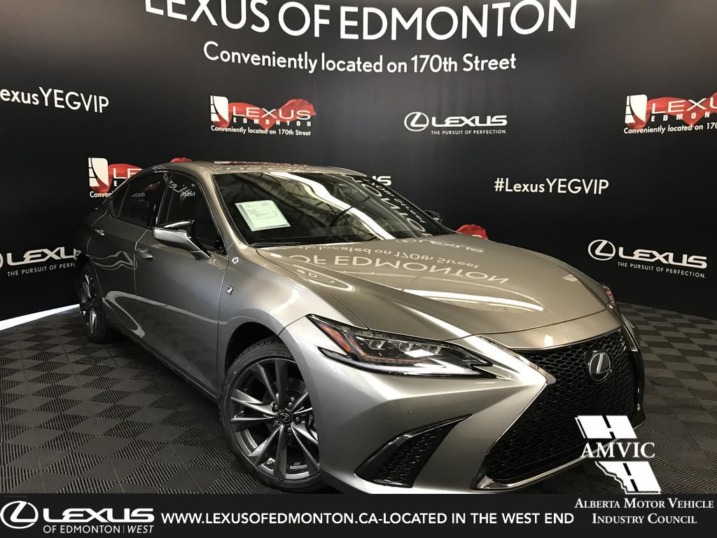 New 2019 Lexus ES 350 F Sport Series 2