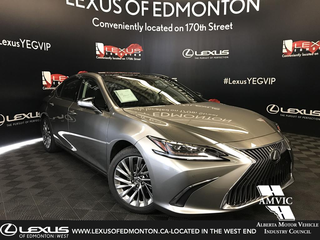 Pre Owned 2019 Lexus Es 350 Demo Unit Ultra Luxury Package 4 Door