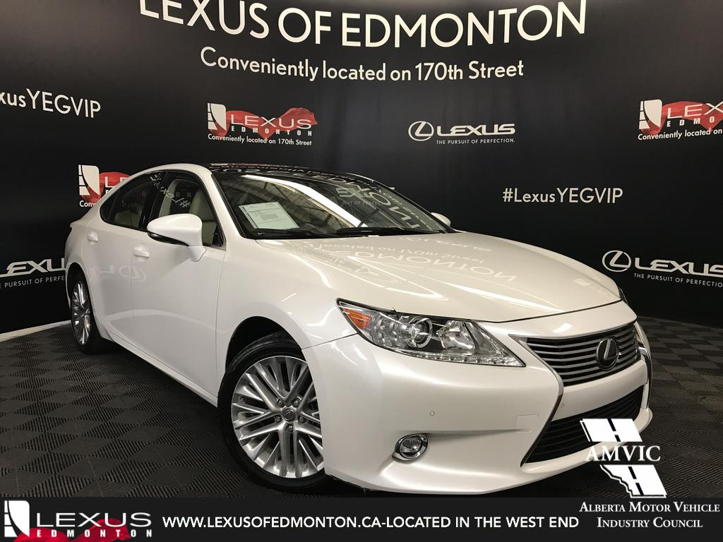 Used Cars Edmonton | Pre-Owned Lexus Inventory