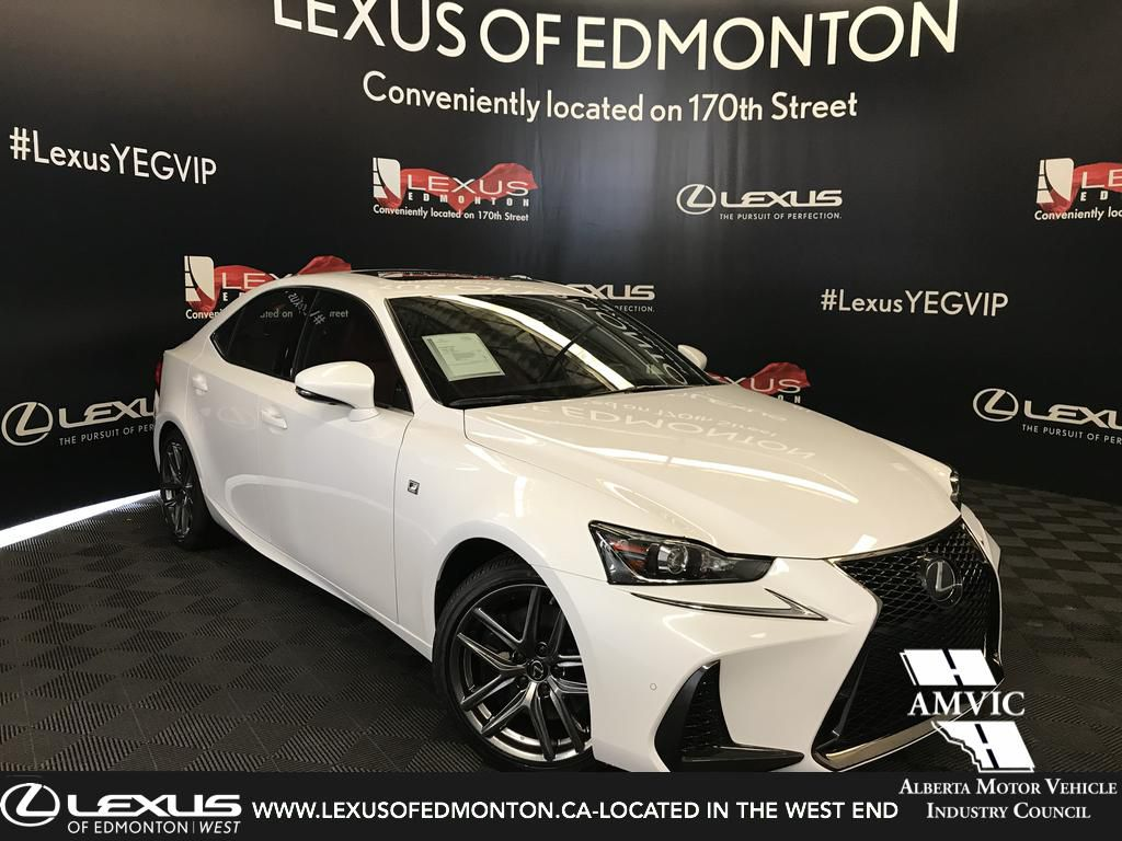 New 2019 Lexus IS 300 F Sport Series 2