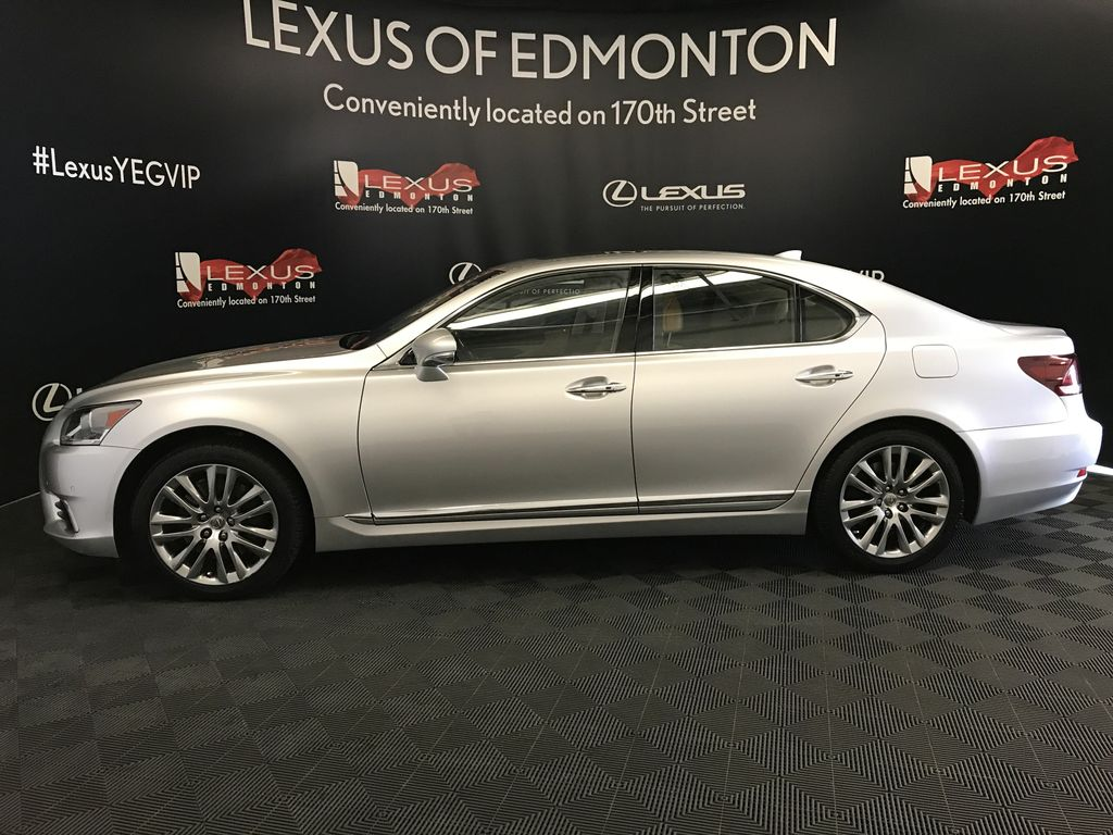 Pre Owned 2014 Lexus LS 460 Technology Package