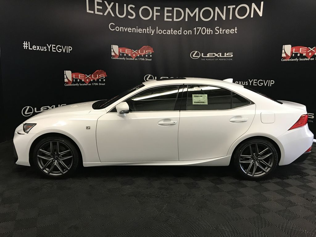 Pre Owned 2017 Lexus Is 300 Demo Unit F Sport Series 2 4