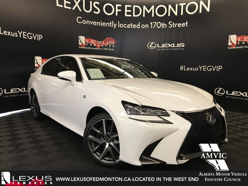 Pre Owned 2018 Lexus GS 350 DEMO UNIT   F SPORT SERIES 2