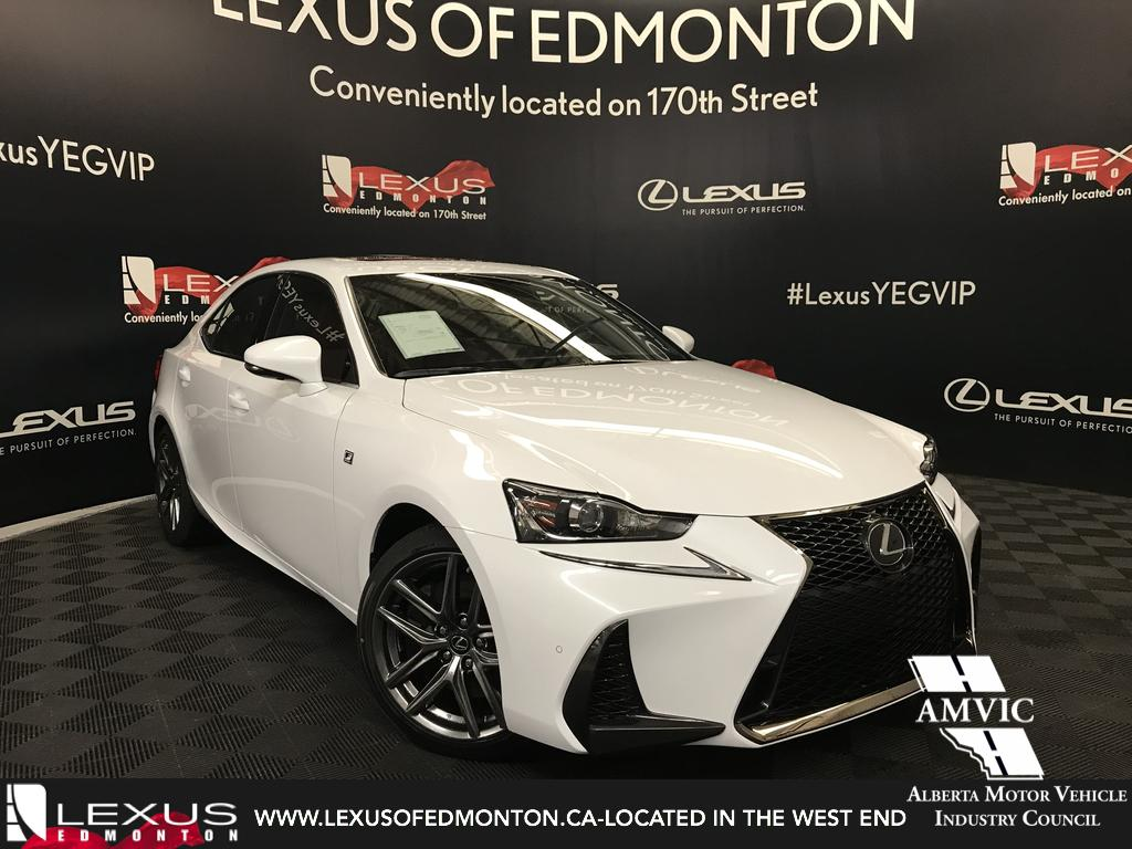 Pre Owned 2018 Lexus Is 350 Demo Unit F Sport Series 3 4 Door Car 1993 Es 300 Timing Belt