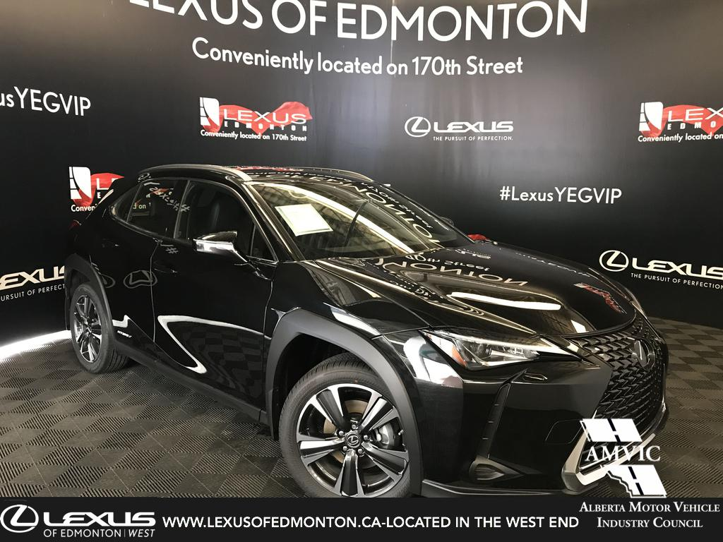 New 2019 Lexus UX 250H Premium Package