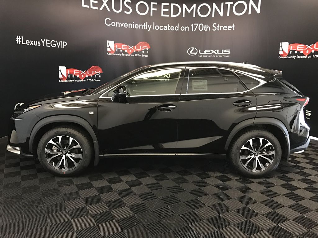 Pre owned 2017 lexus nx 200t tour of alberta