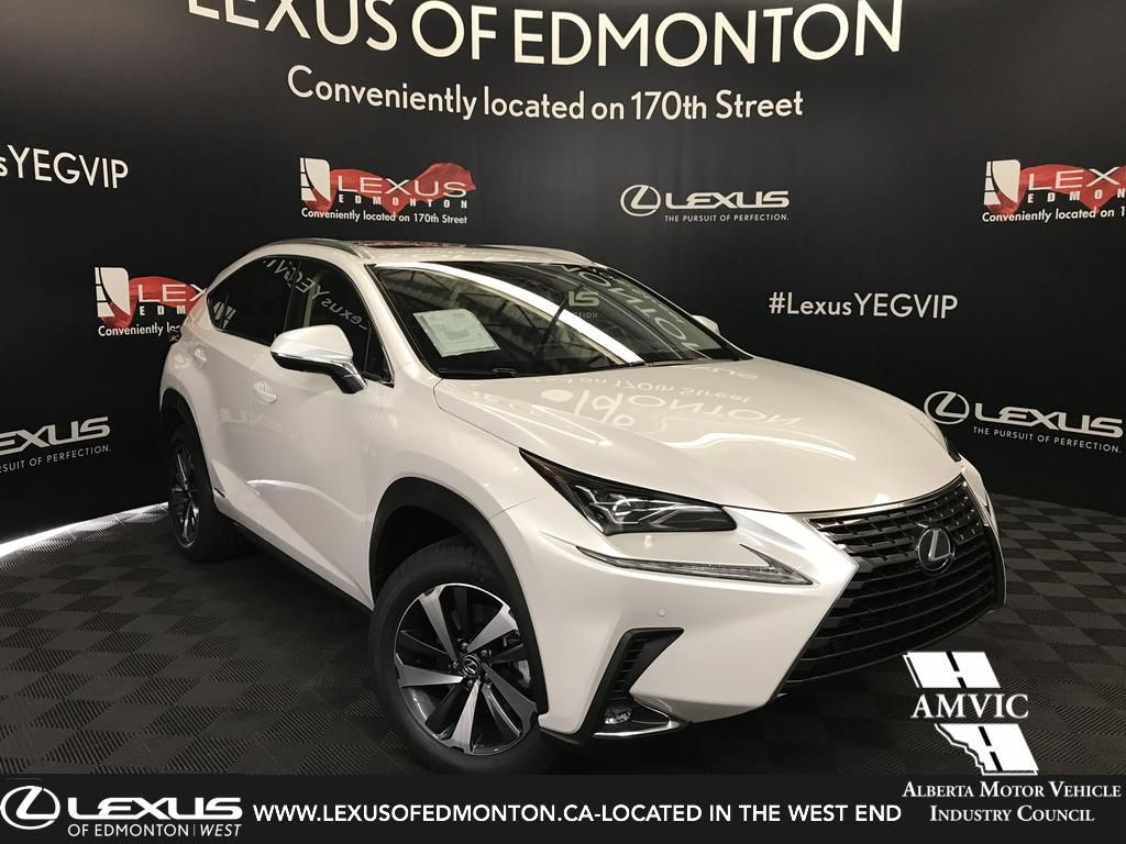להפליא New 2019 Lexus NX 300H Executive Package 4 Door Sport Utility in WN-81