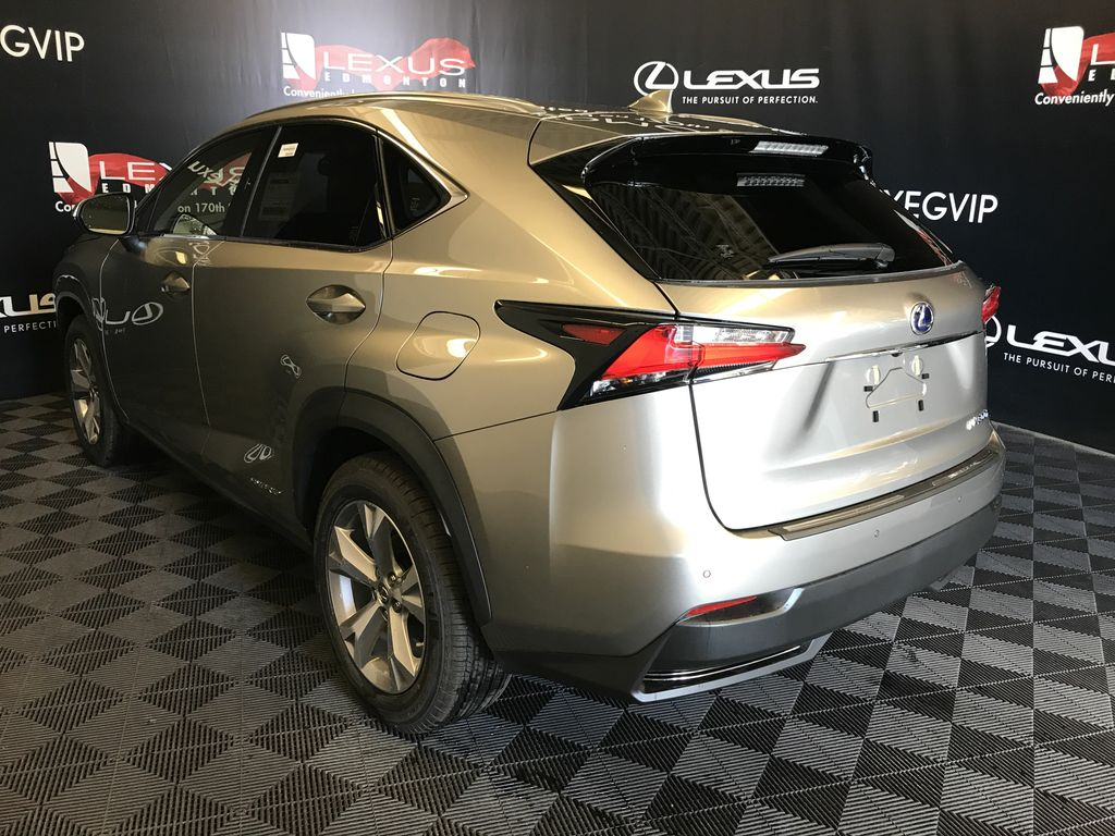 pre owned 2017 lexus nx 300h demo unit executive package 4 door sport utility in edmonton. Black Bedroom Furniture Sets. Home Design Ideas