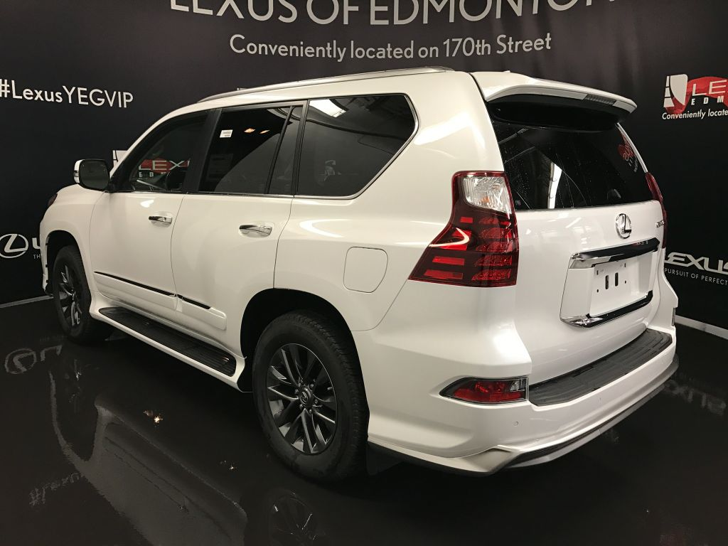 New 2017 lexus gx 460 technology package