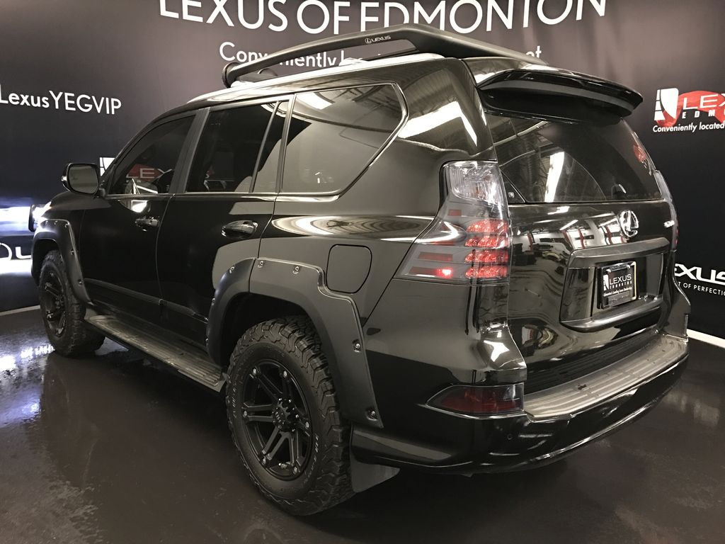 Certified Pre Owned 2016 Lexus Gx 460 Demo Unit